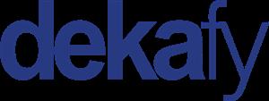 Logo of Dekafy