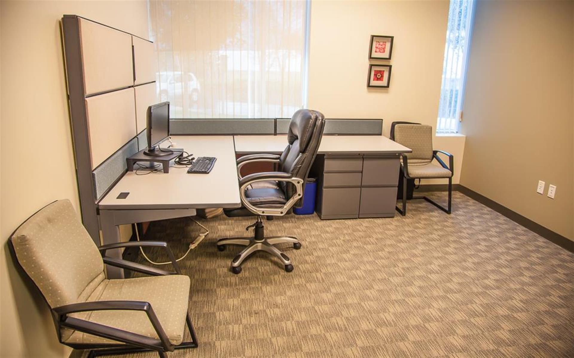 Absolutdata Technologies Inc. - Private Office B