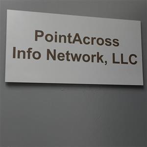Logo of PointAcross Info Network, LLC
