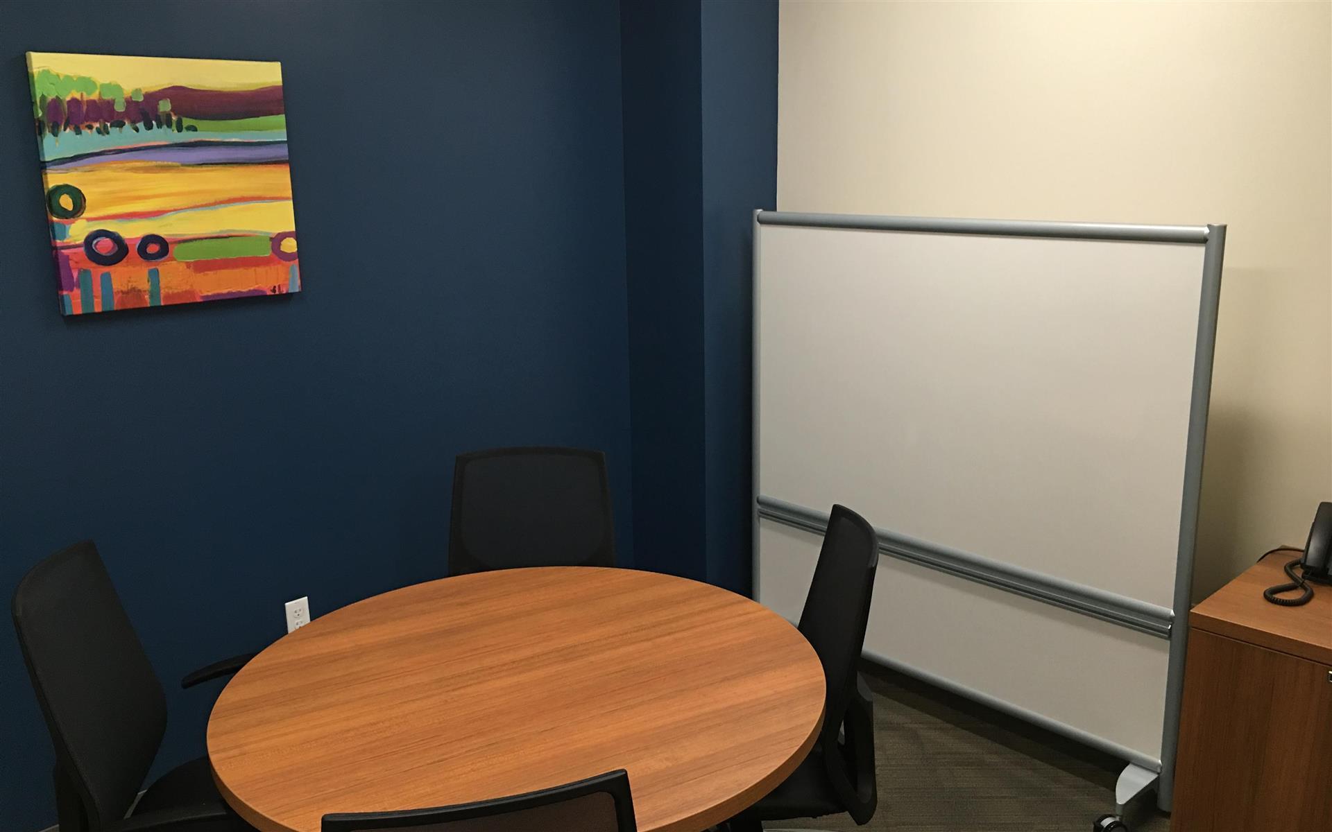 Office Evolution - Burlington - Small Conference Room Burlington MA