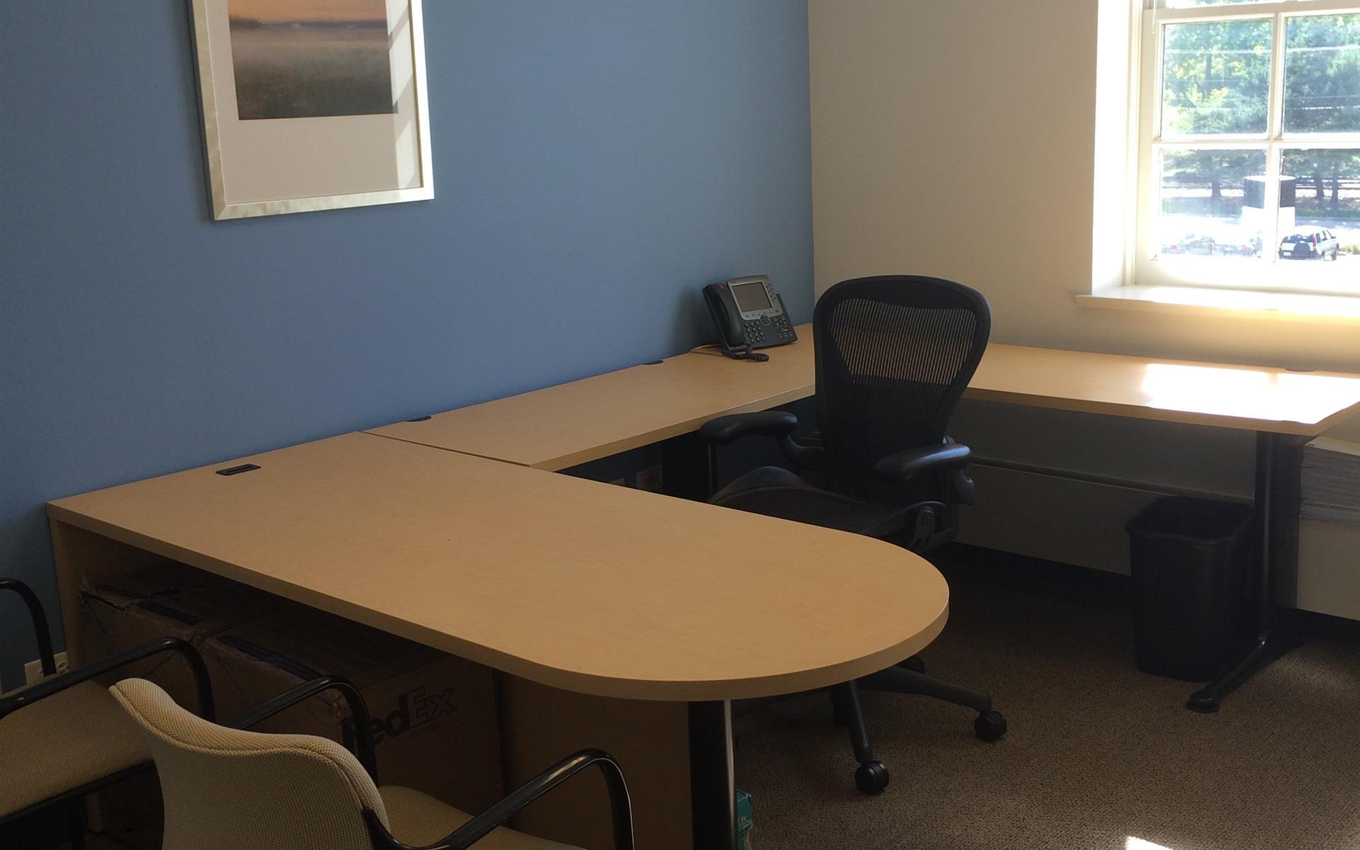 Public Retirement Planners, LLC - Park Ridge - Window Office
