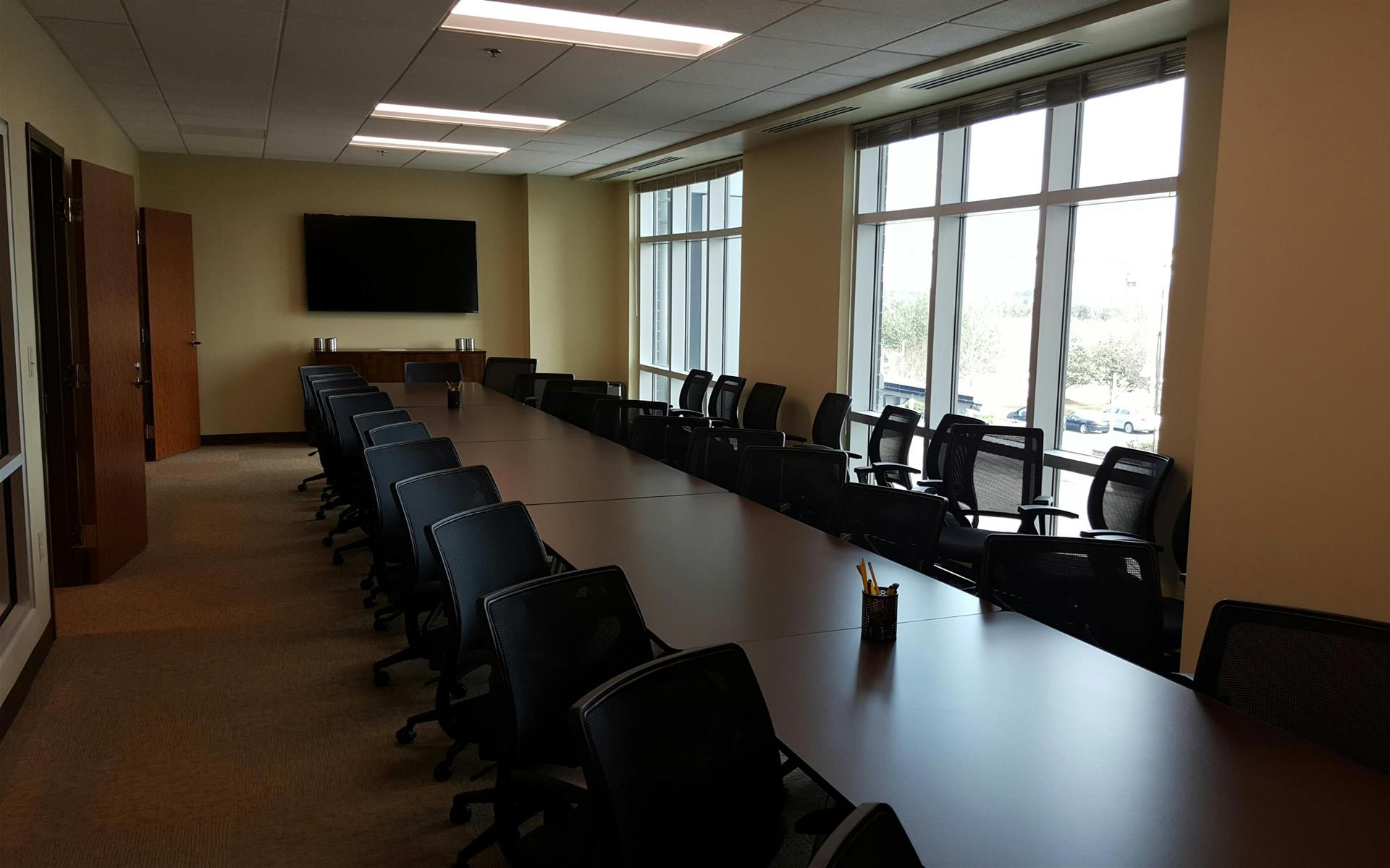 Golkow Conference Rooms - Motley Rice Building - Boardroom