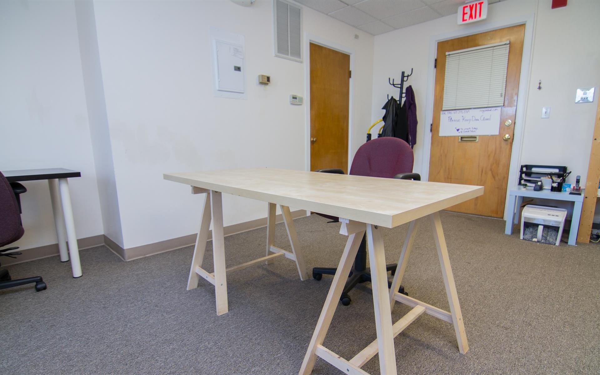 CentralWorks - Cambridge - Dedicated Desk