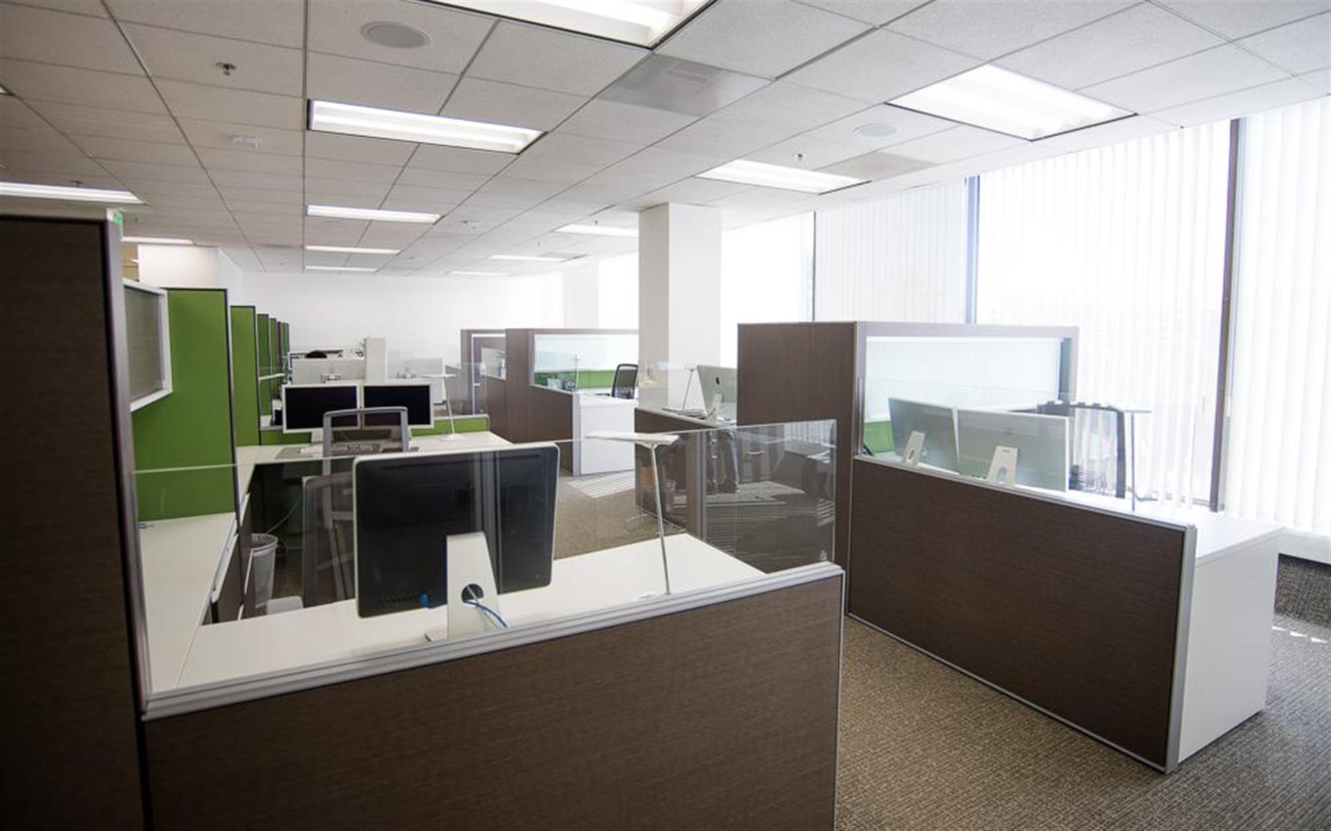 Reynolds & Associates - Open-plan Creative Office