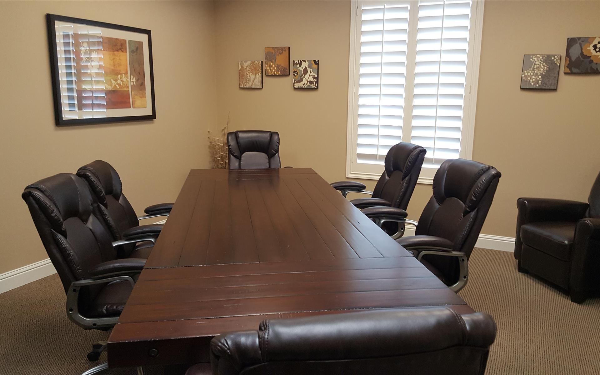 CTS - Meeting Room 1
