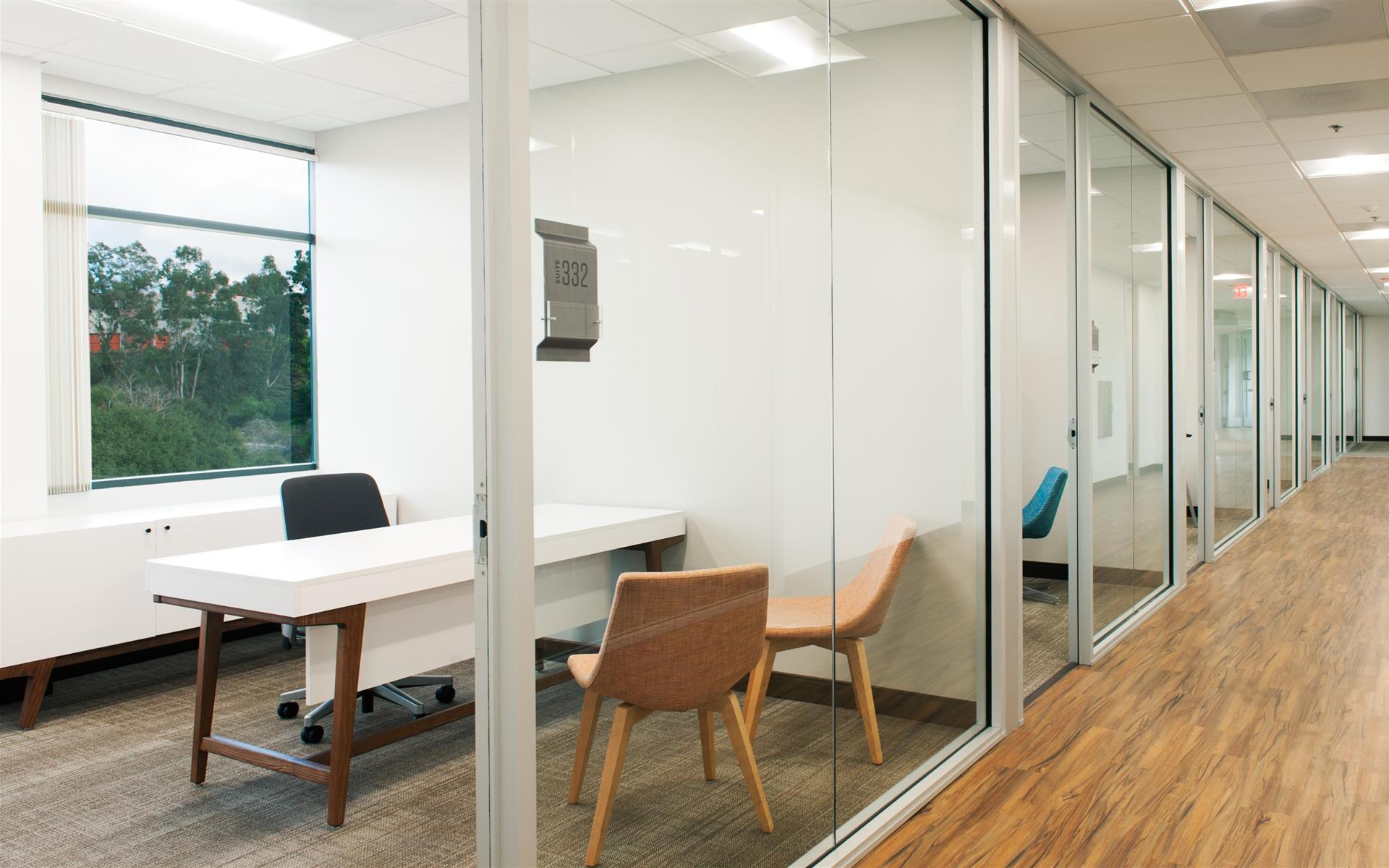 Avanti Workspace - Suite 325 - Private Office w/ View