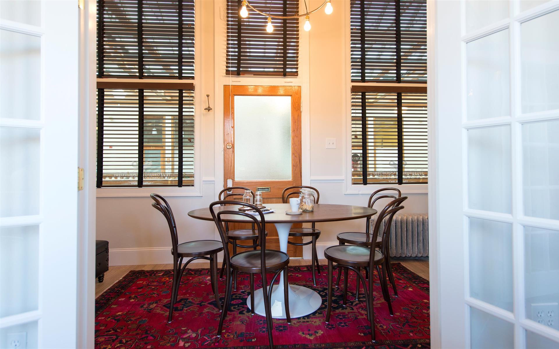 WorkShop Brookline - WorkShop Brookline Meeting Room