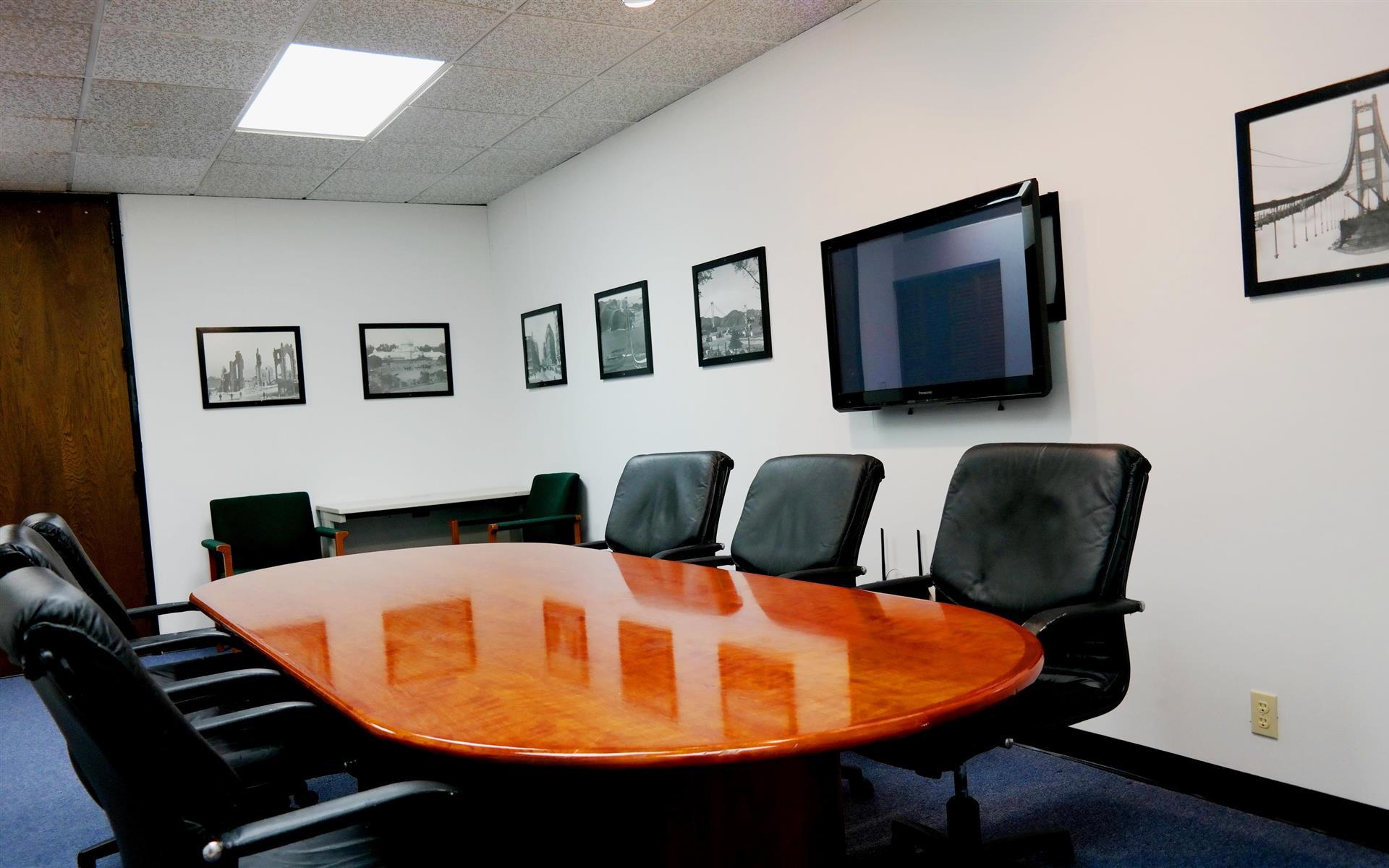 1 Hallidie Plaza - Office + Conference Room + kitchen