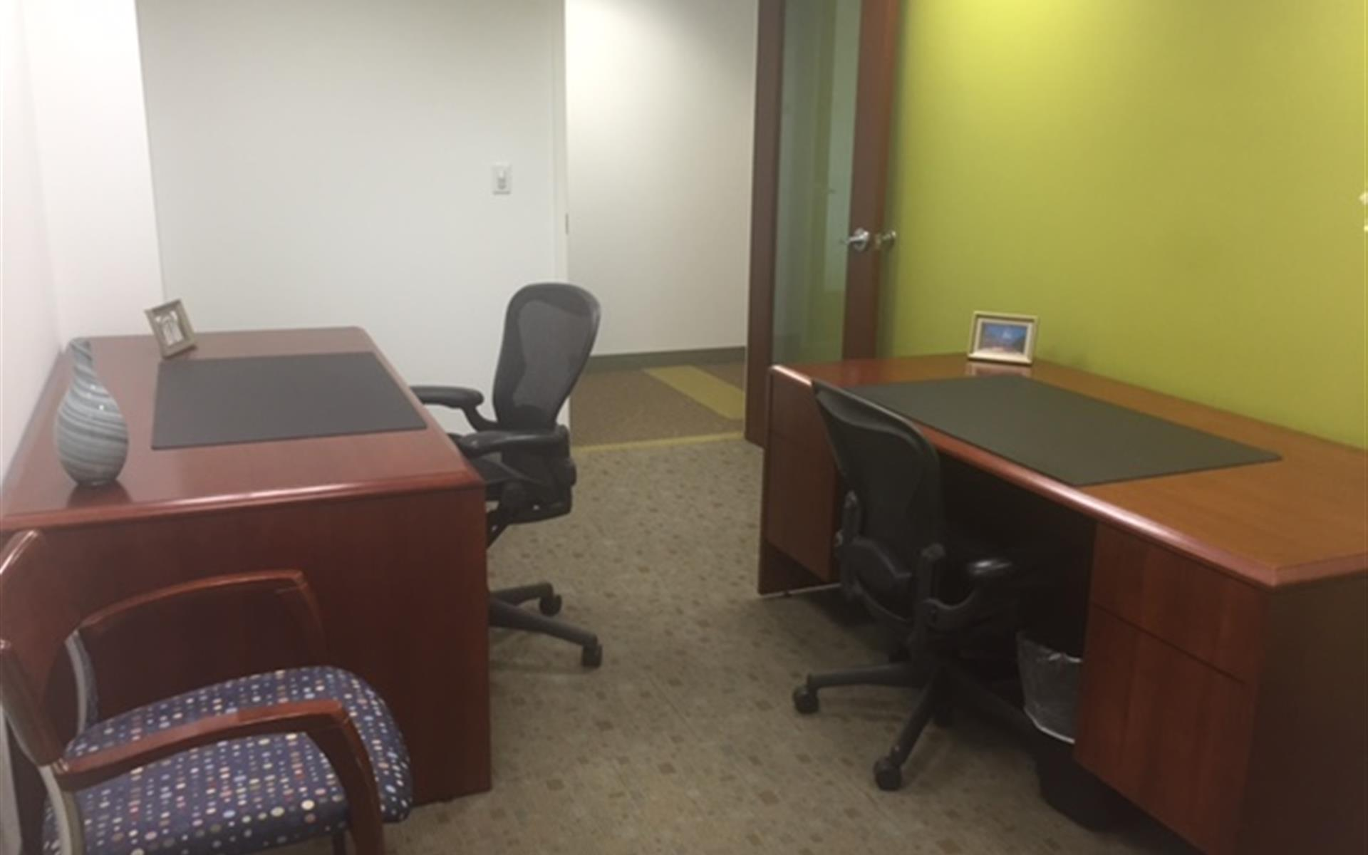 Carr Workplaces - Tysons Greensboro - Suite 939A and Suite 939B