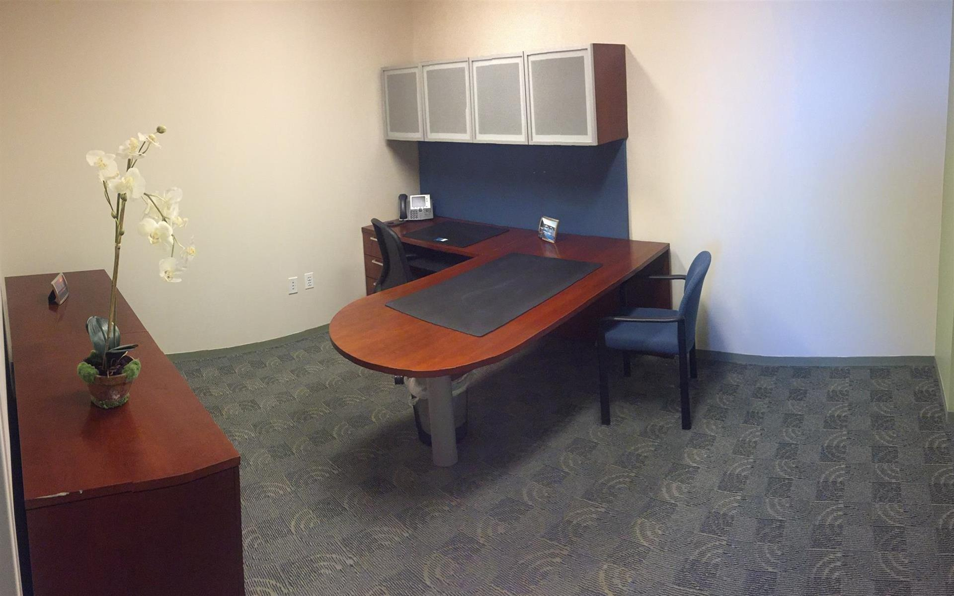 Carr Workplaces Rosslyn - Potomac Towers - Interior Team Room for 2-3