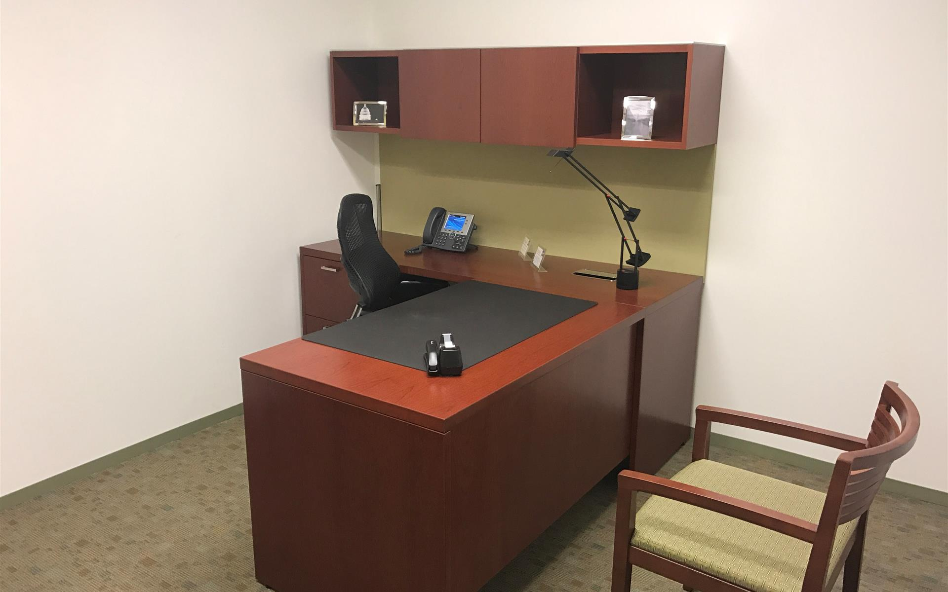 Carr Workplaces - Metro Center - Interior Office- 840