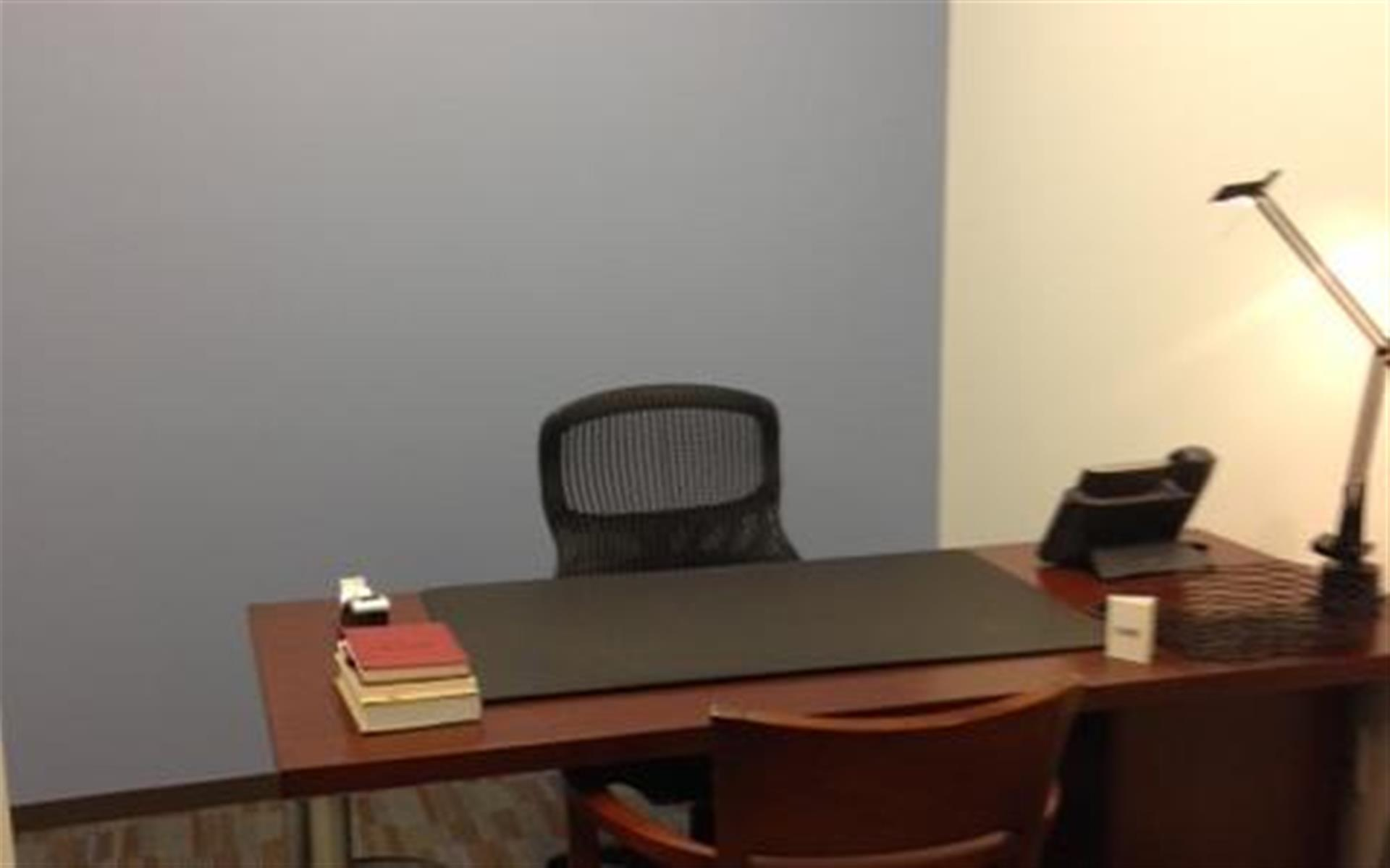 Carr Workplaces - 1765 Duke Street - Office 110 - Economical Interior