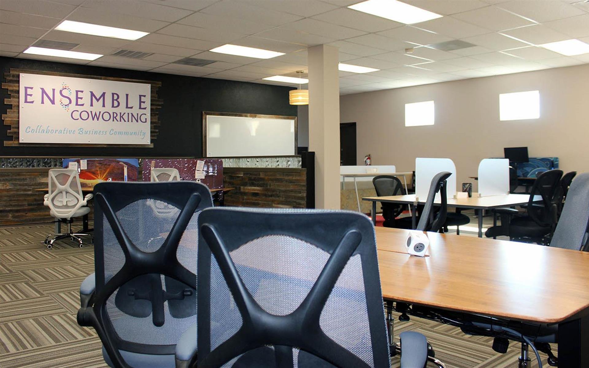 Ensemble Coworking - Bridge Coworking Membership