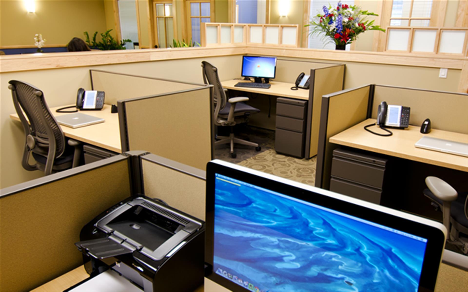 Intelligent Office, Inc - Workstation