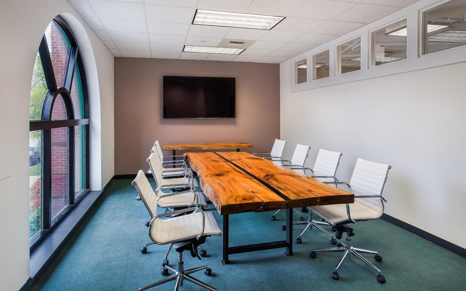 Level Office - 950 N Washington - 10 Person Conference Room