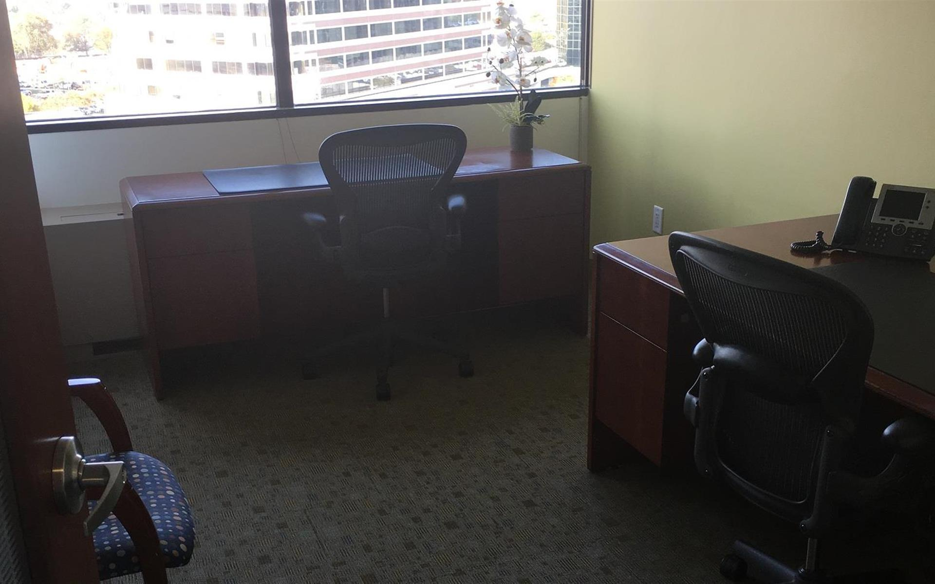 Carr Workplaces - Tysons Greensboro - Office 938
