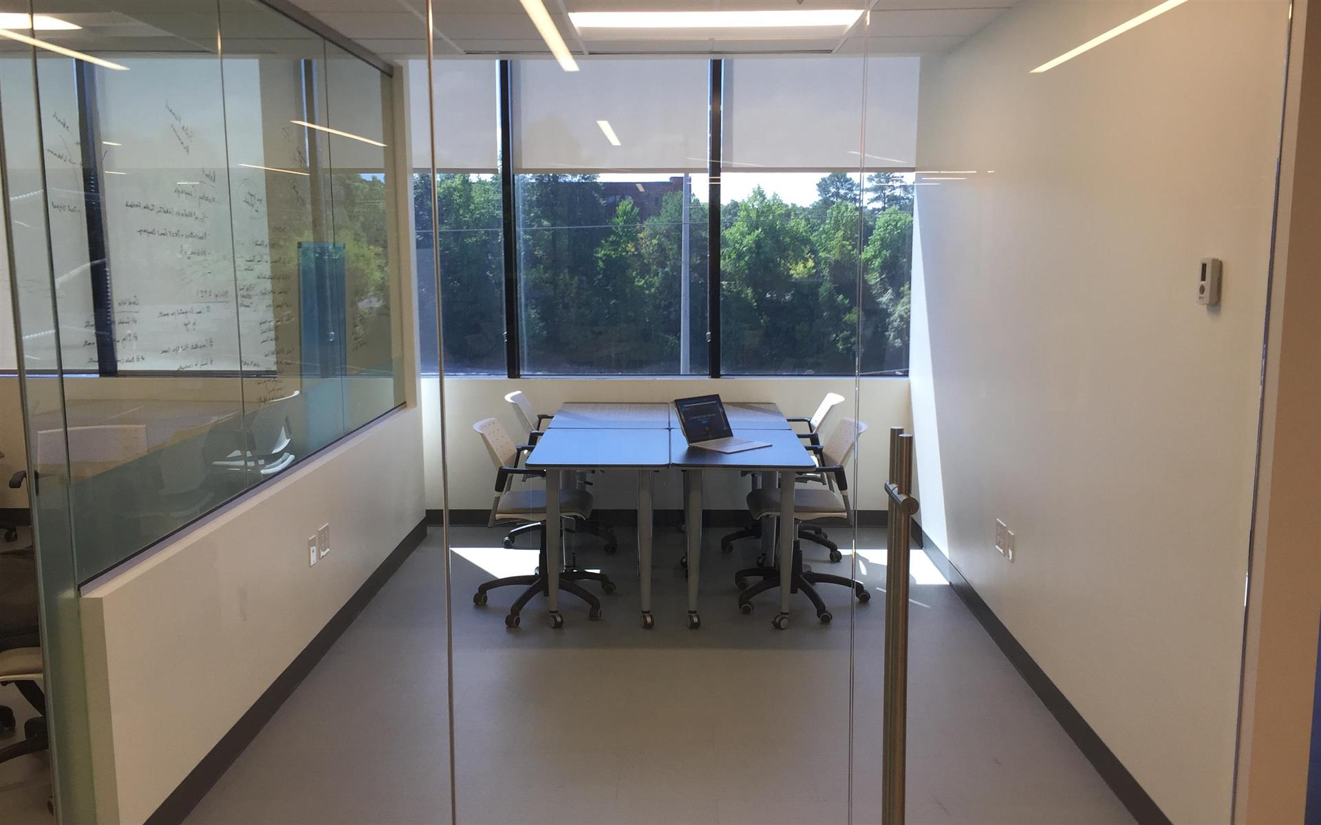 SharedSpace - Suite 101 - Office with Perimeter View