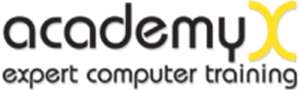 Logo of AcademyX Computer Training