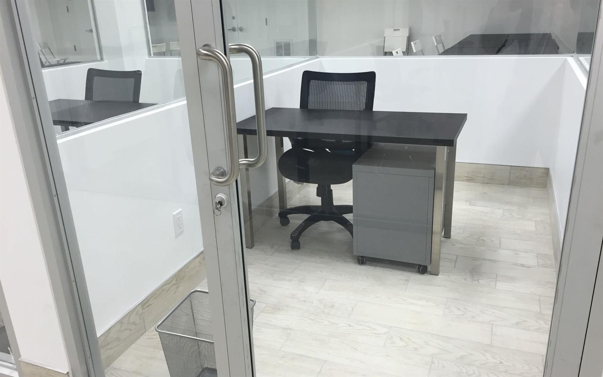 LaunchPad Great Neck - Private Enclosed Office