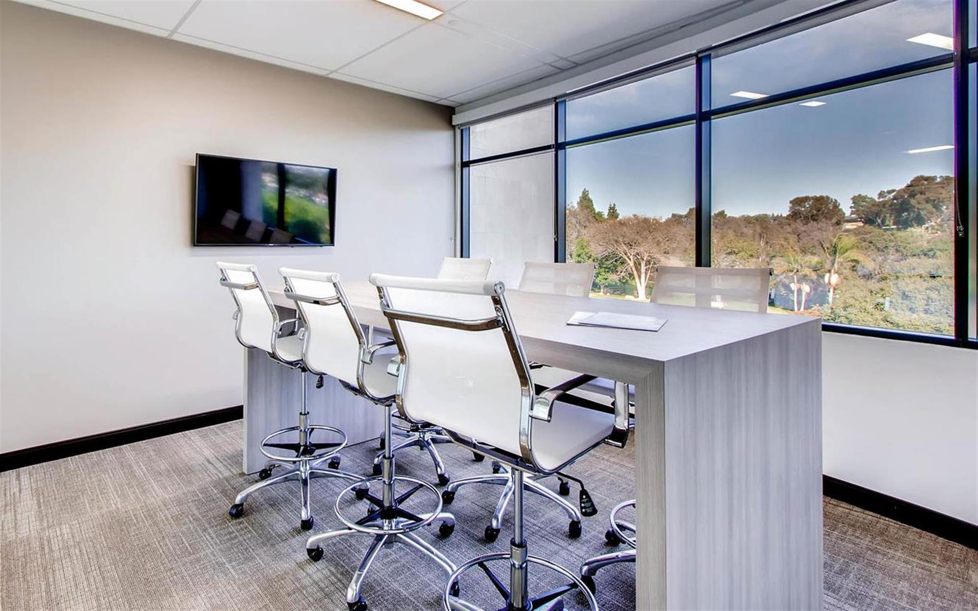 Avanti Workspace - Shortboard Meeting Room