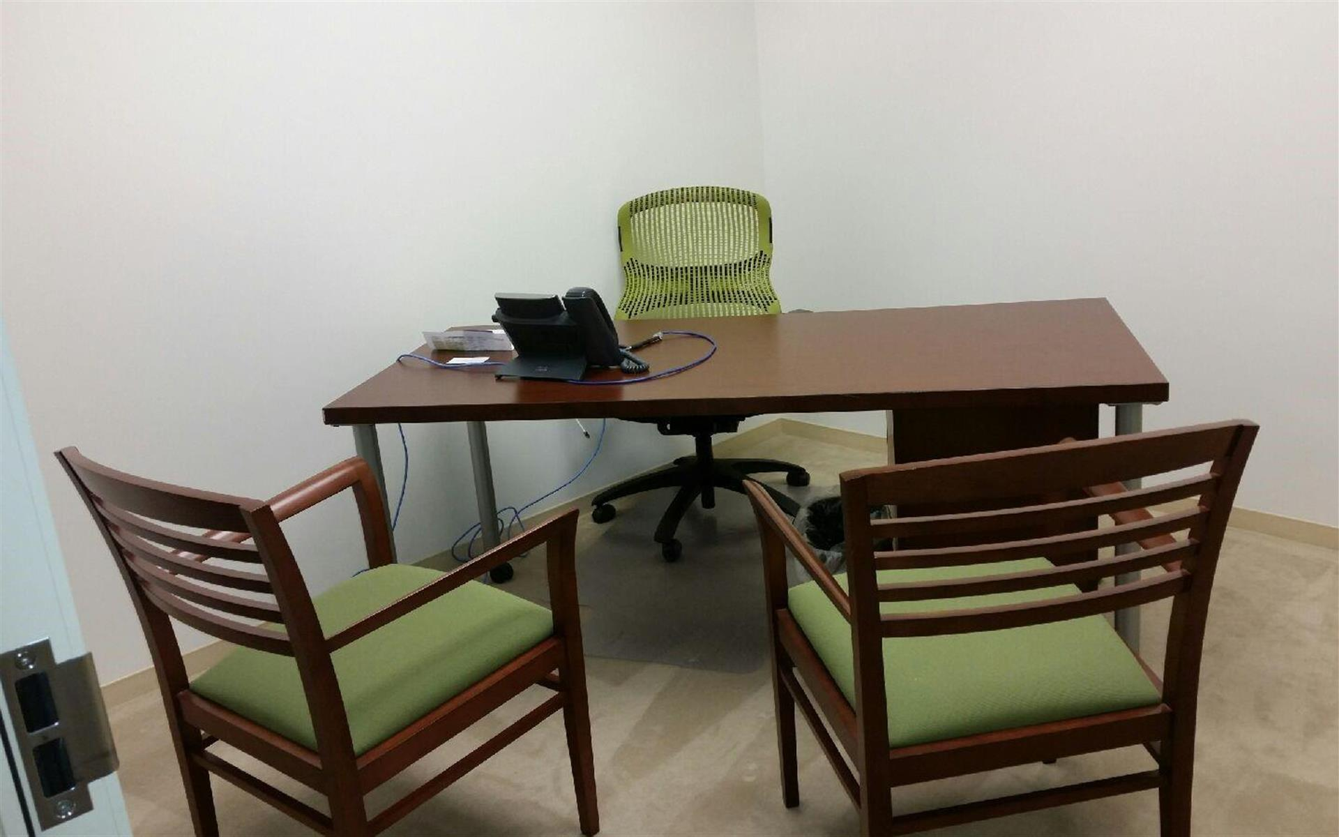 Carr Workplaces - Constellation Place - Interior Office