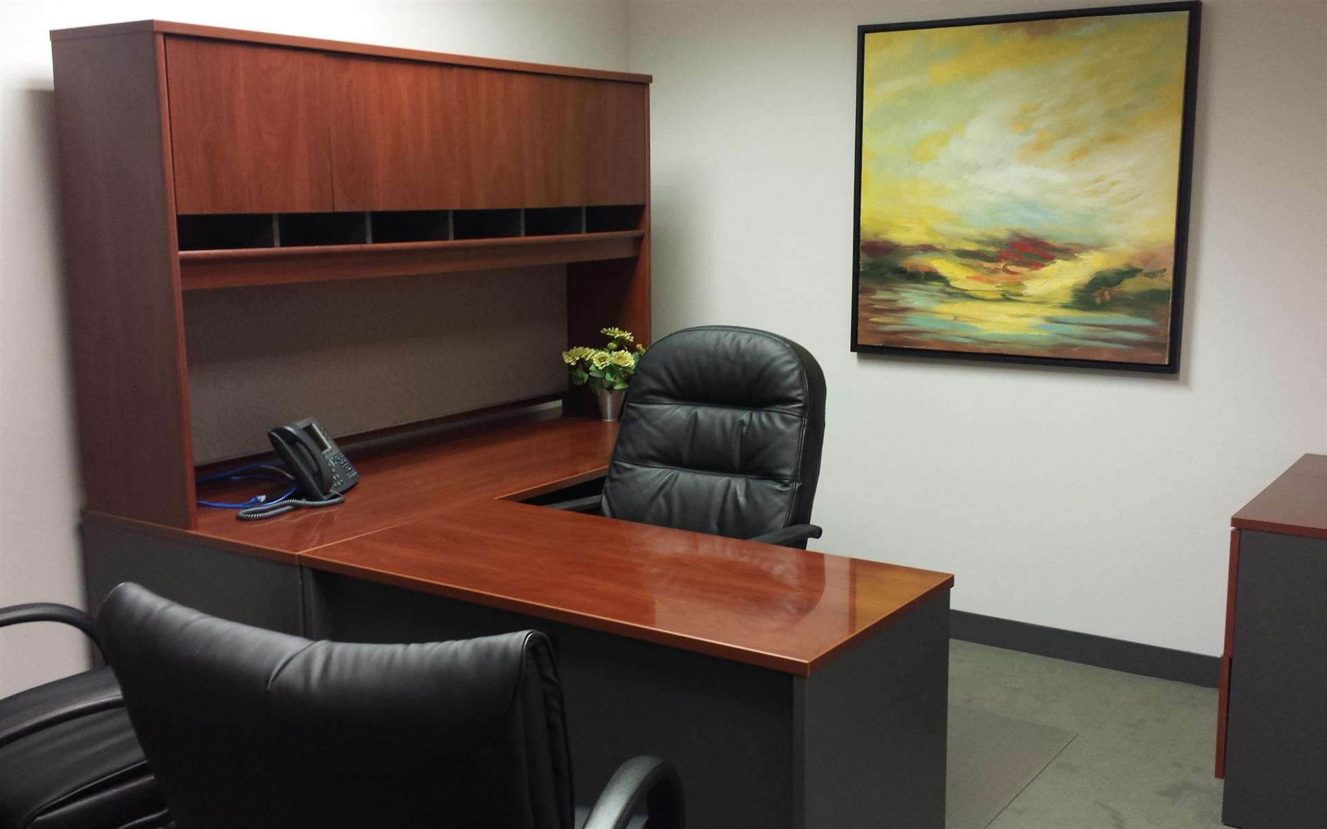 Executive Business Centers Denver Tech Center - Spacious Interior Dedicated Office