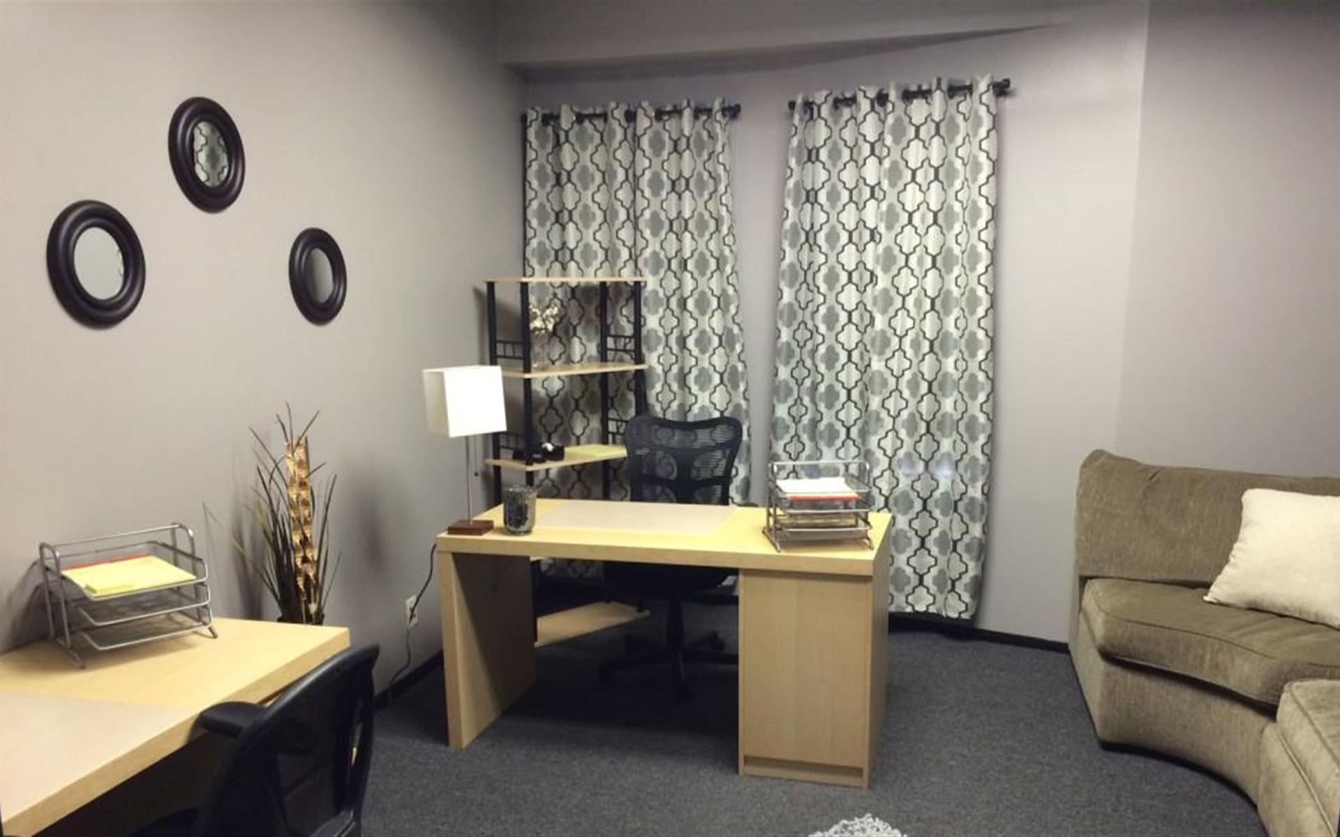The Compound Production House - Team Office   Suite 110