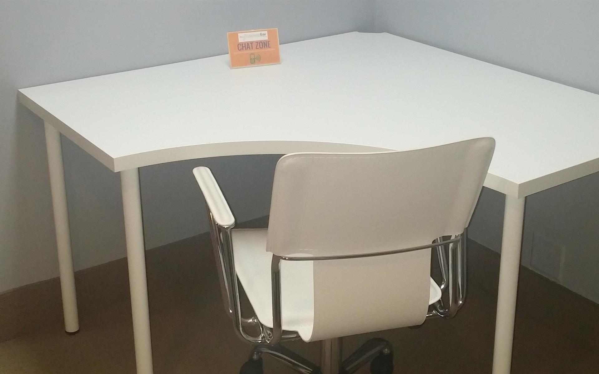 myBusinessBar - Coworking Stations