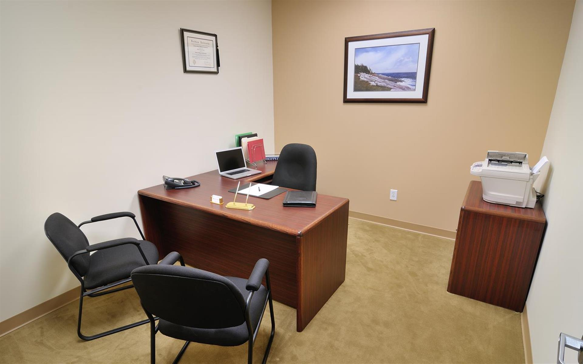TOTUS Business Center Long Island - Melville, NY - Private Office 107 | Monthly