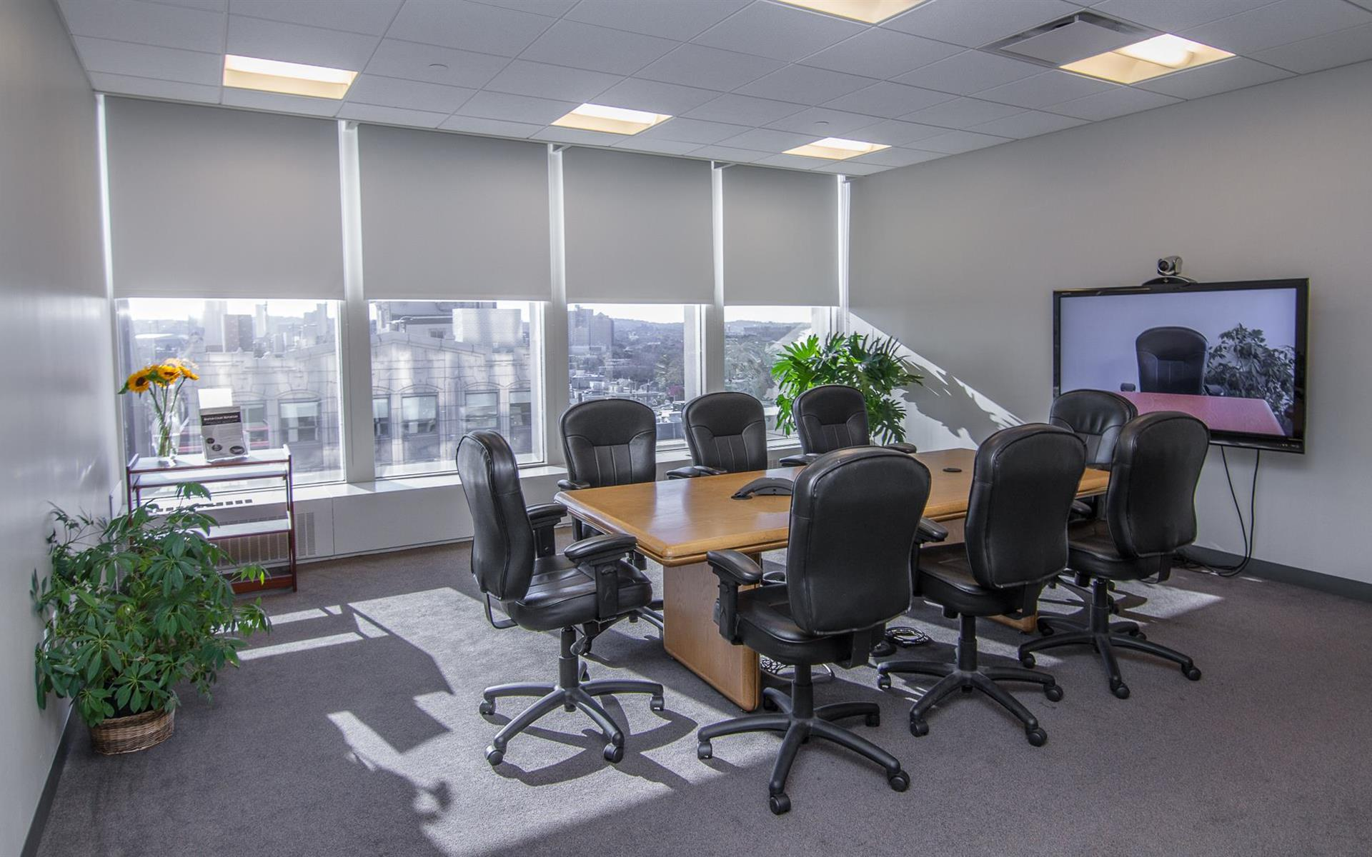 675 Massachusetts Ave | Cambridge - Large Boardroom