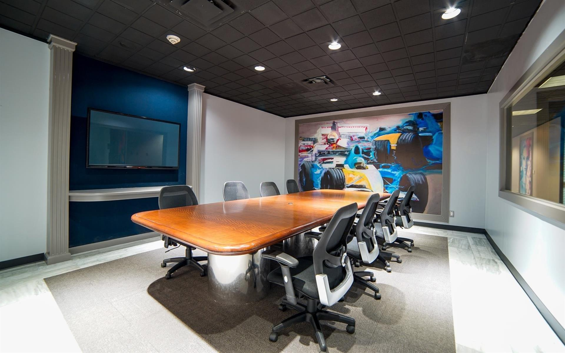 Houston Business Lounge - Conference/Meeting Room 2