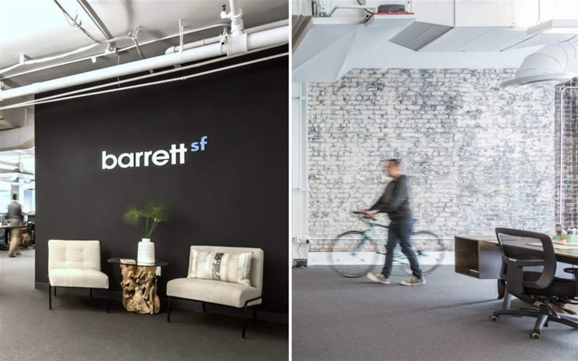 barrettSF - Dedicated Desk 1