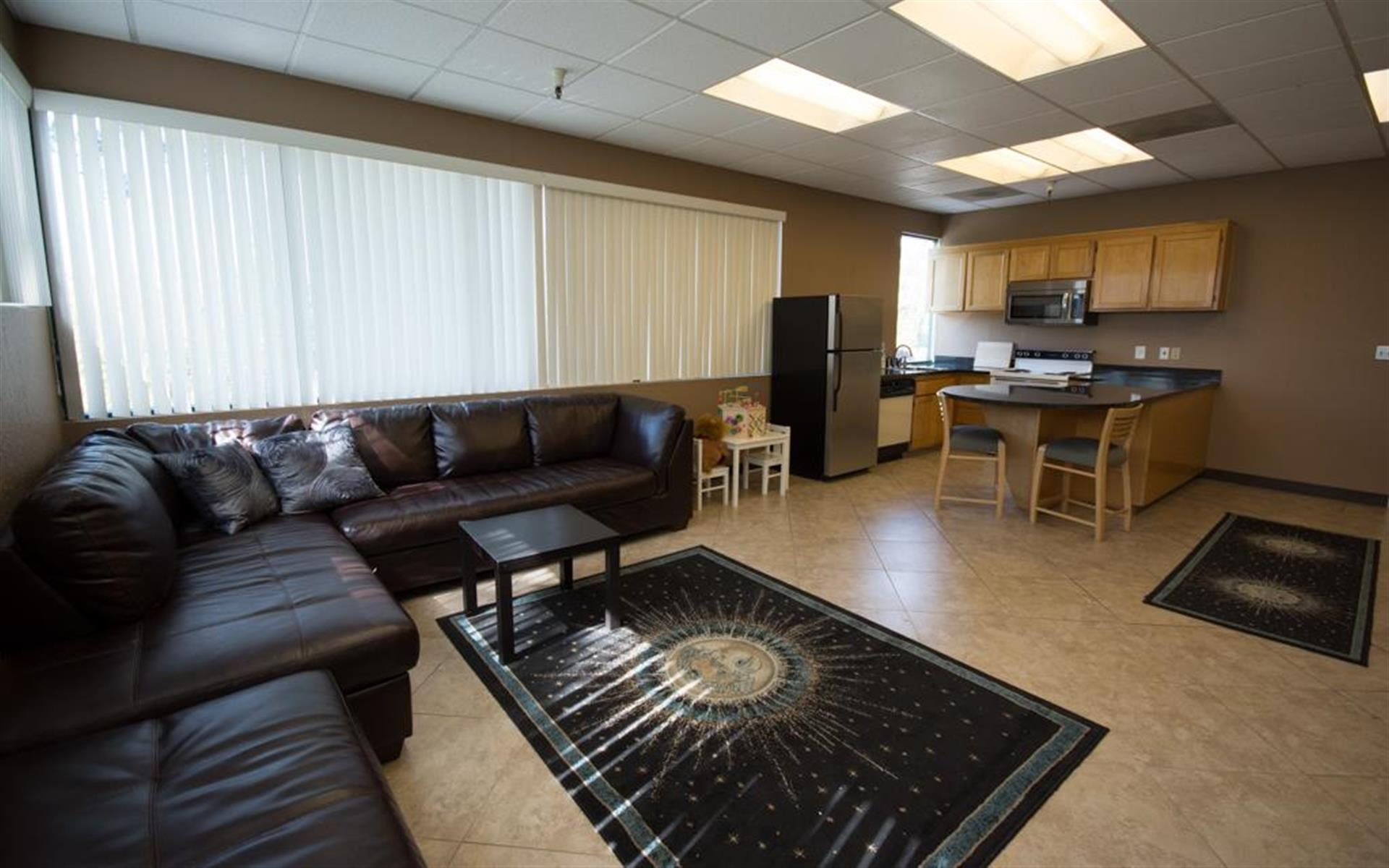 Silicon Valley Business Center - Executive Lounge