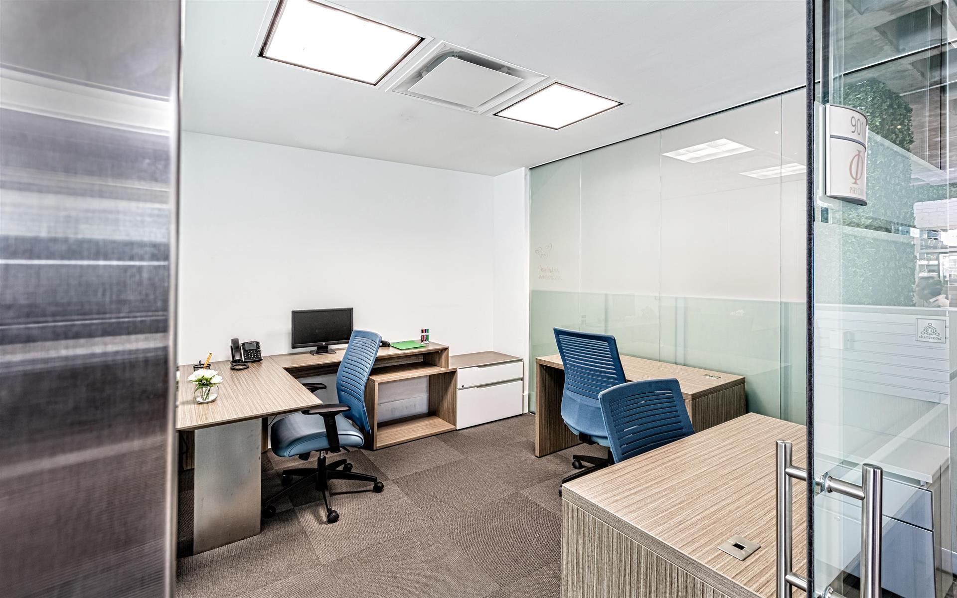 StartHub Miami - Team Office