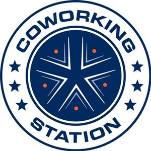 Logo of Coworking Station