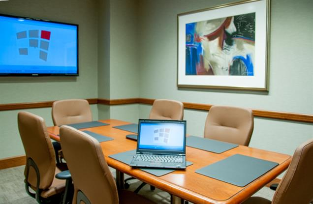 Morristown Workplaces - Morristown NJ Meeting Room 2