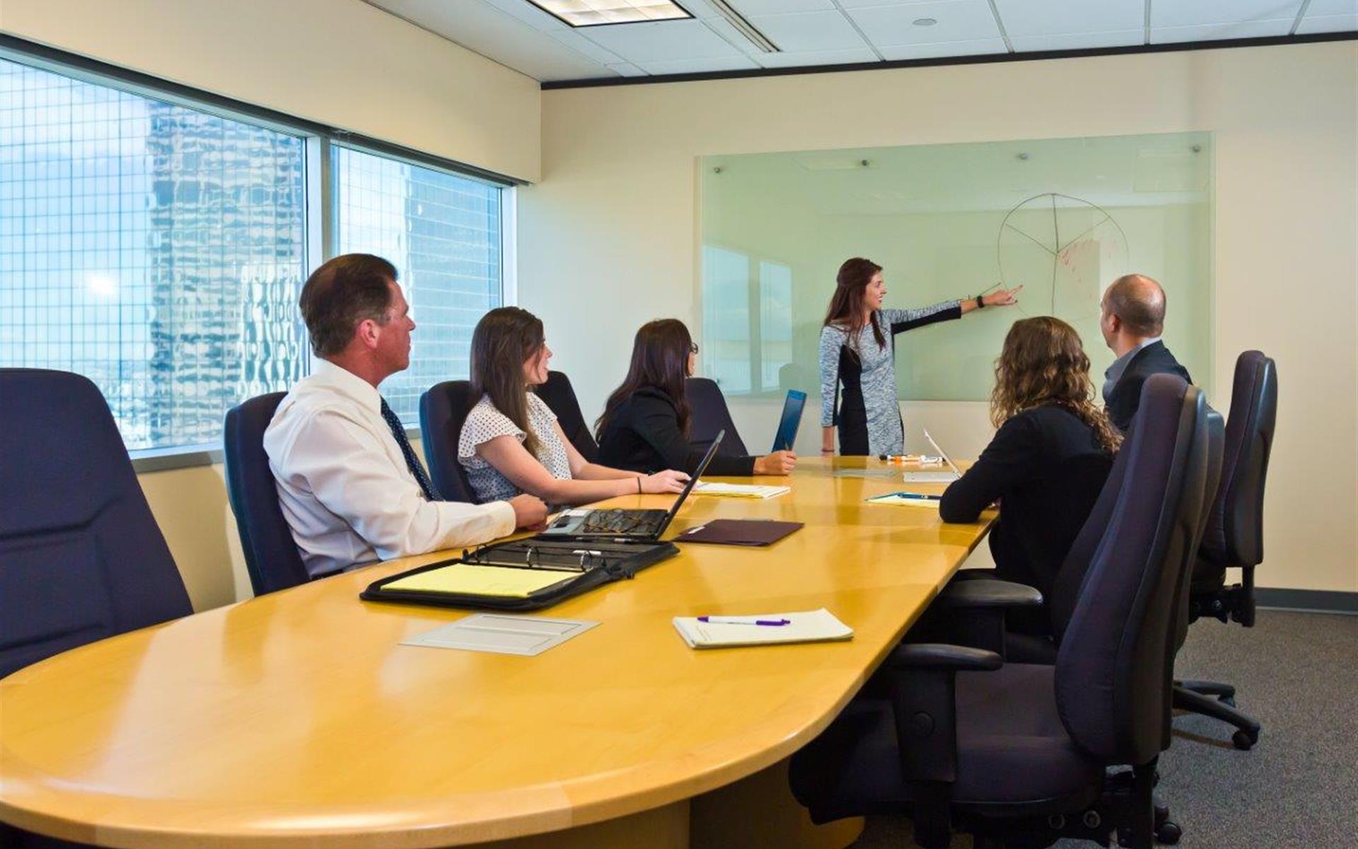 YourOffice-Denver - Boardroom