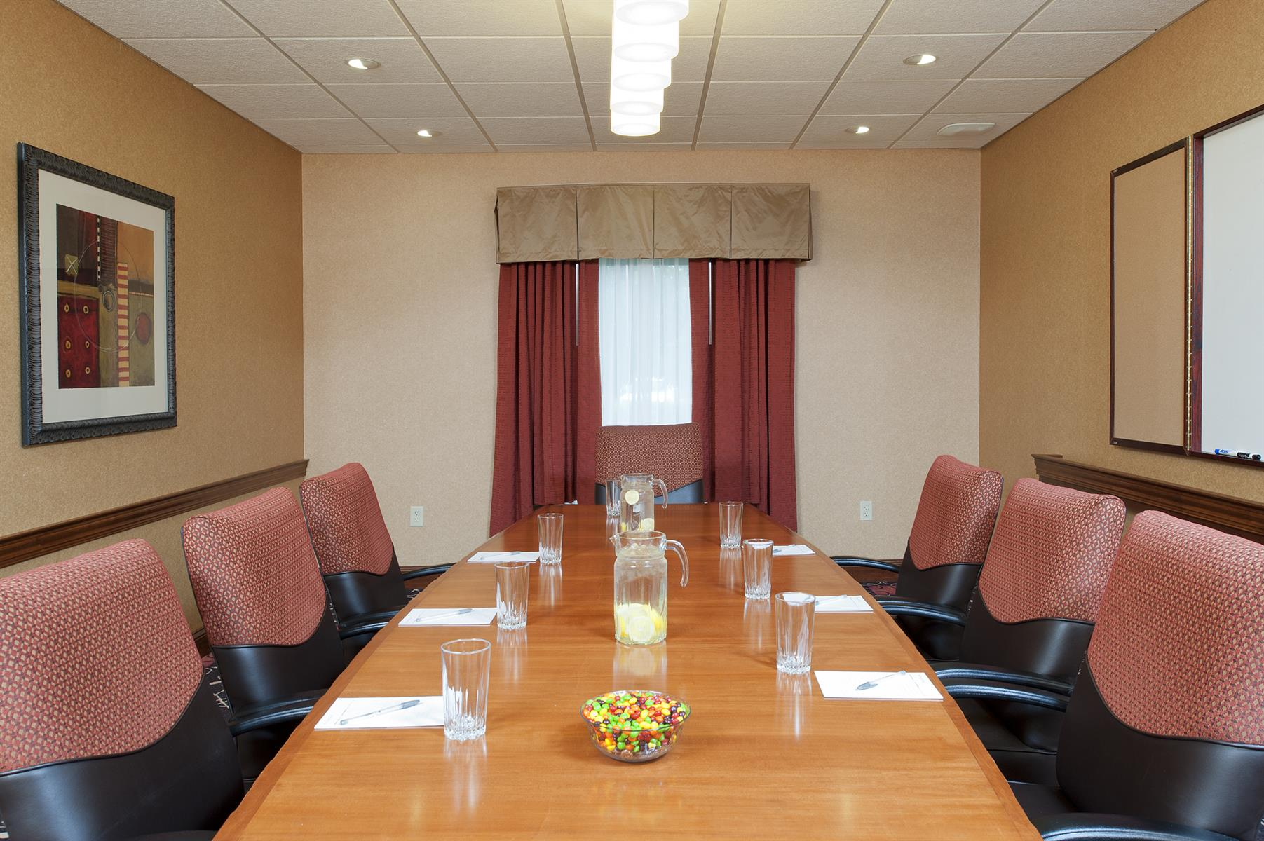 Hampton Inn & Suites Columbus/Easton Area - Buckeye Board Room