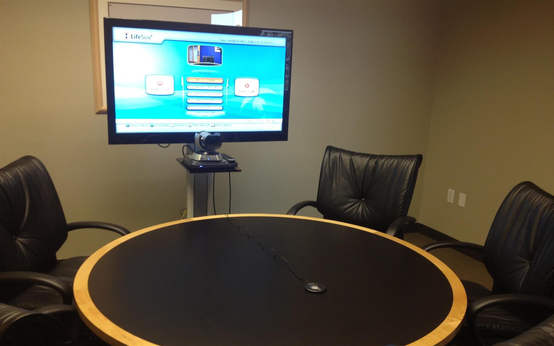 Intelligent Office Dallas (Las Colinas) - Medium Conference Room (Copy)
