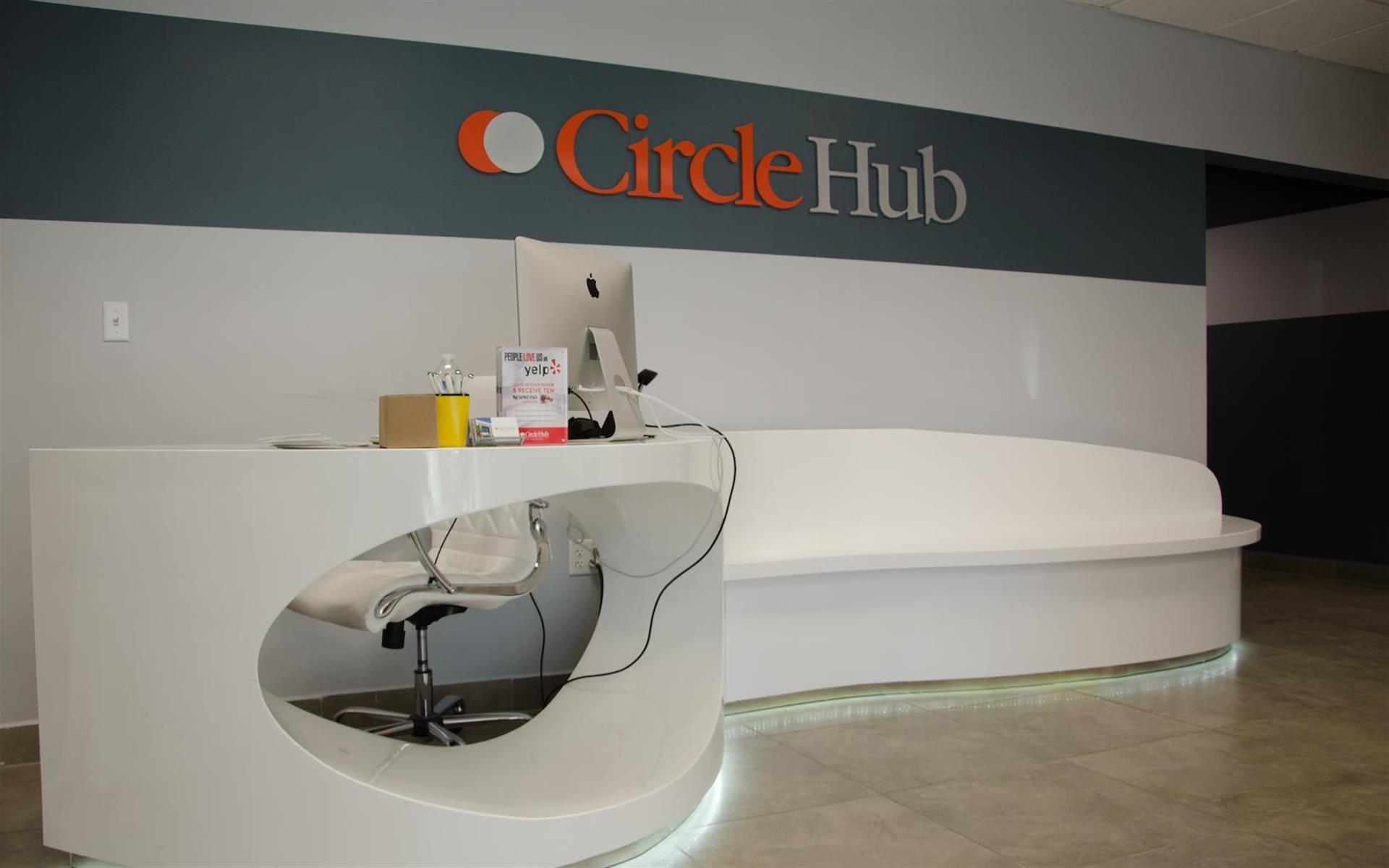 Circle Hub - Conference Room