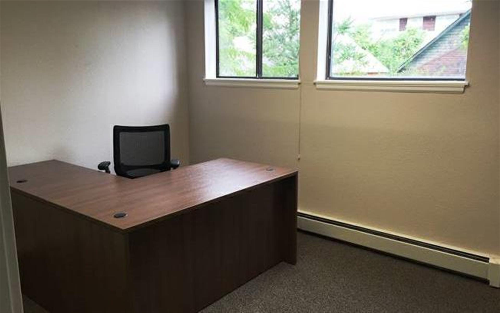 Turning the Corner - Office 1