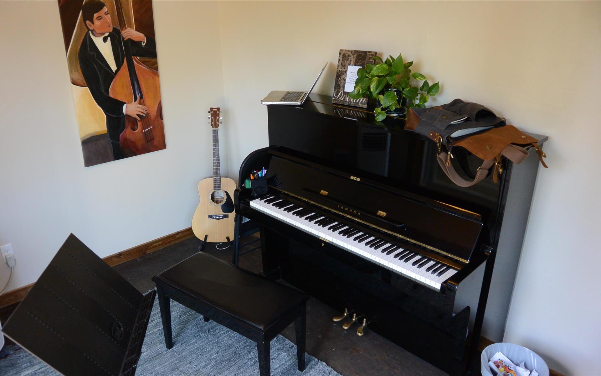 StudioK Music - StudioK Cottage #1   150 sq ft