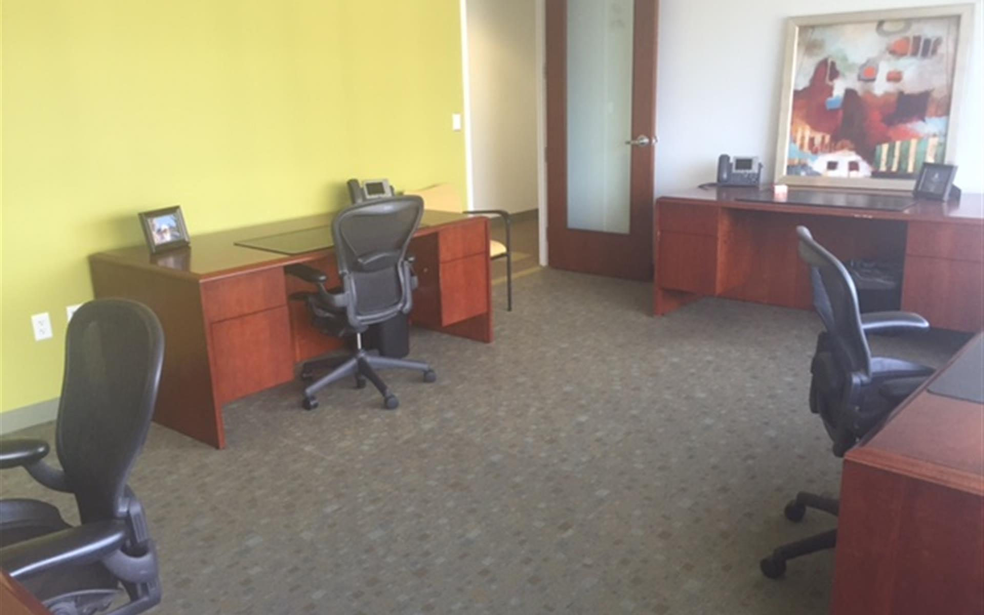 Carr Workplaces - Tysons Greensboro - Office 954