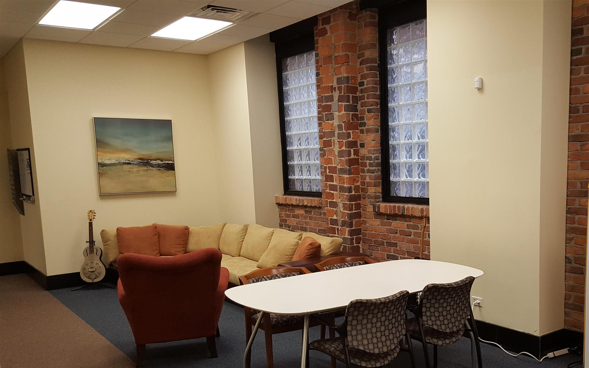 Gate Industries, LLC - Secure, large office space available