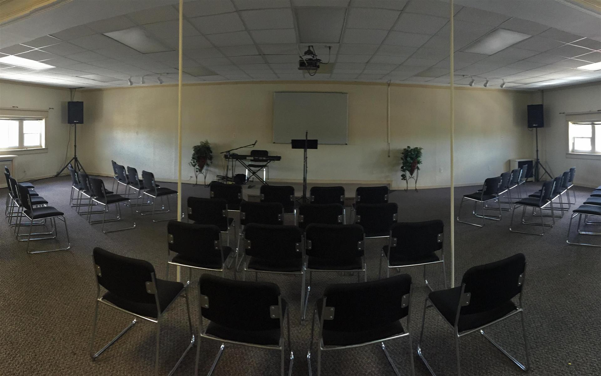 The Gold Zone Coworking Space - Bloomfield, NJ - 3rd Floor Conference Room