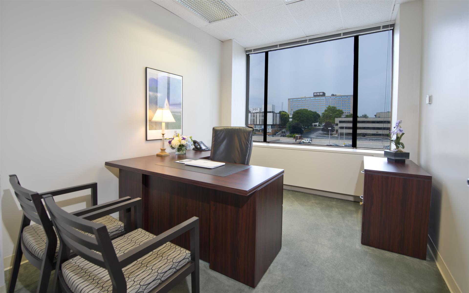 AEC - Bala Cynwyd - Window Office