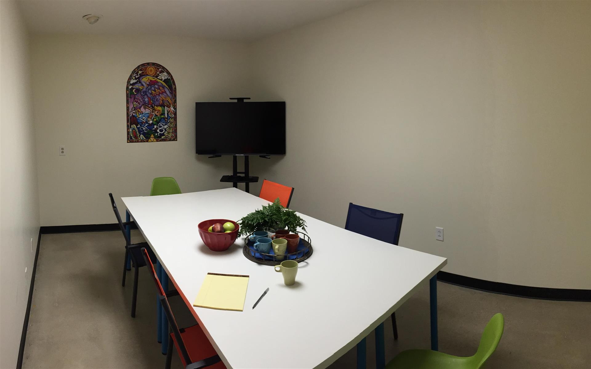 Creating In Cahoots - Conference Room