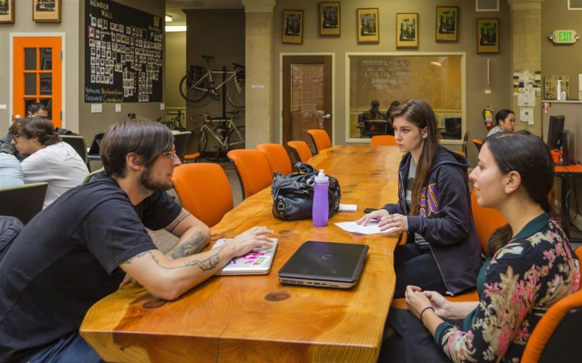 NextSpace Berkeley - Cafe Membership
