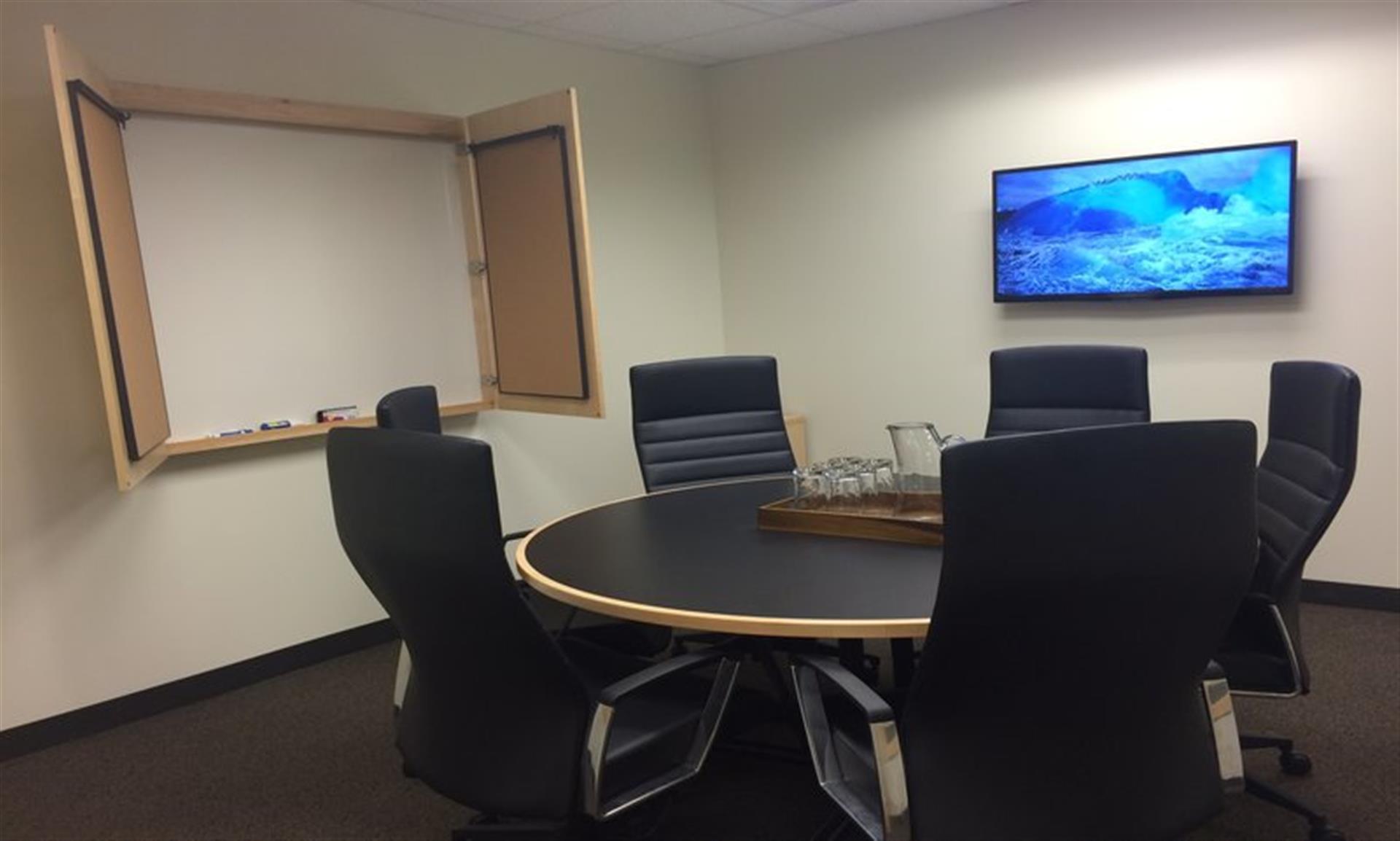 Intelligent Office - Nashville - Medium Conference Room