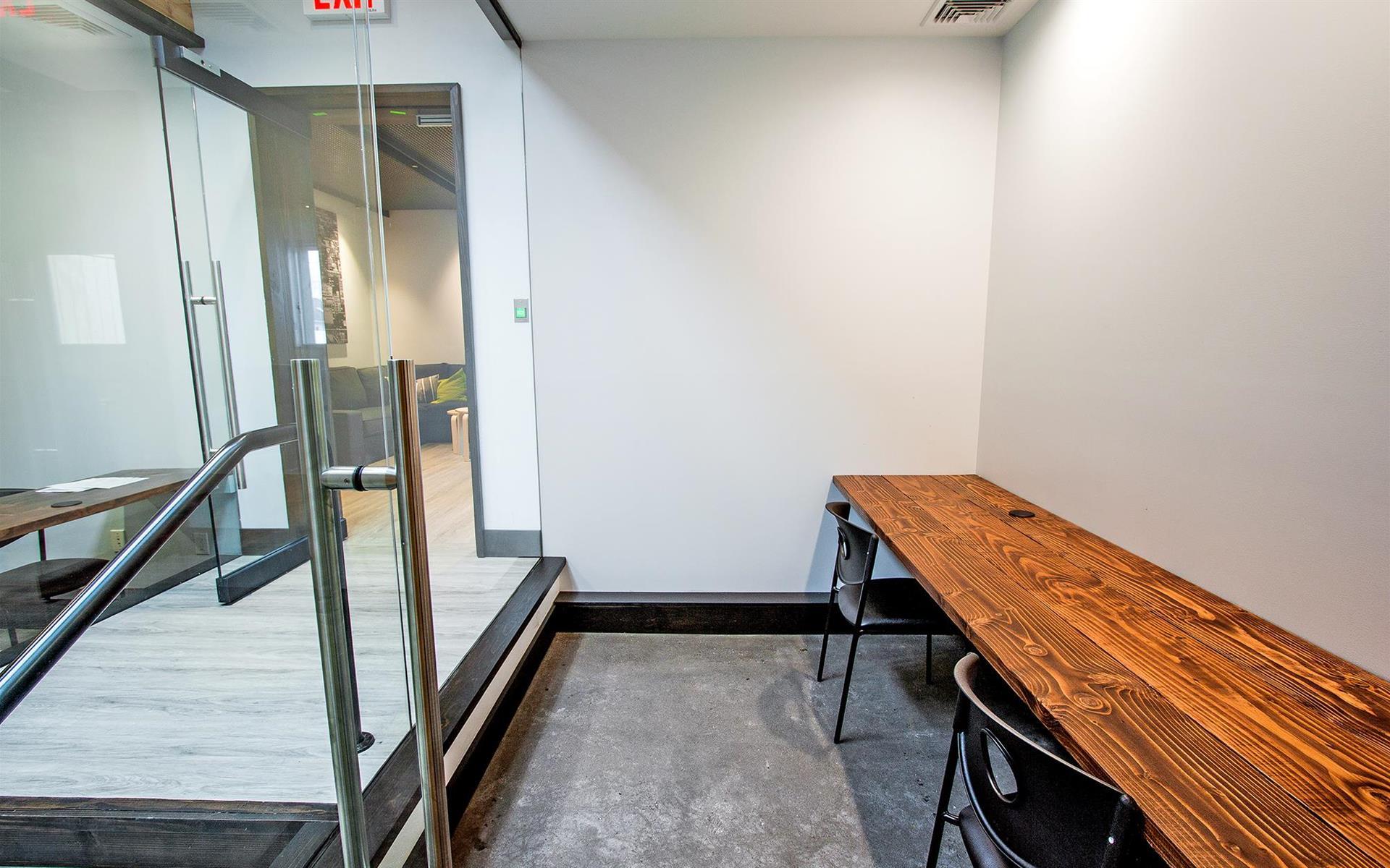Bridgeworks LLC - Private Office